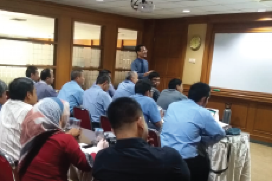 Graha Ismaya Marketing Training